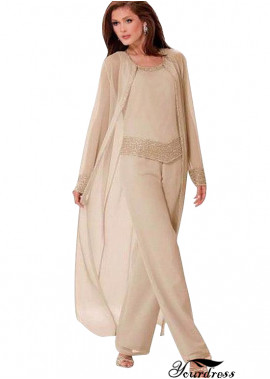 Long Mother Of The Bride Outfits UK & Mother Of Groom Pant Suits