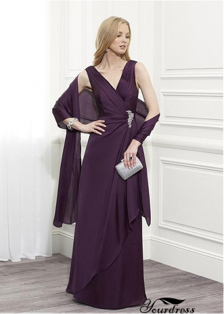 Cheap UK Purple Evening Dresses Mother Of The Bride Dresses
