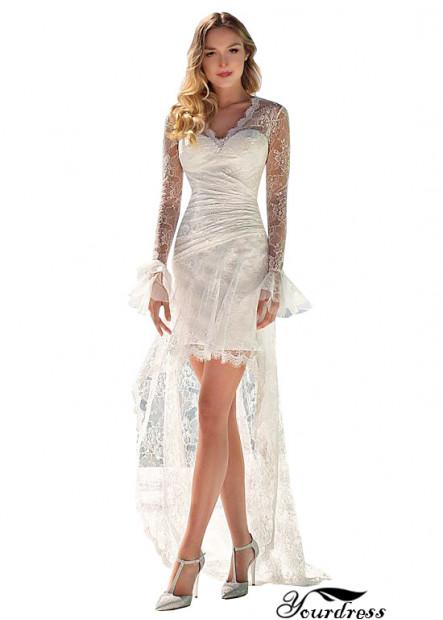 Yourdress Beach Short Wedding Dresses Party Dress UK