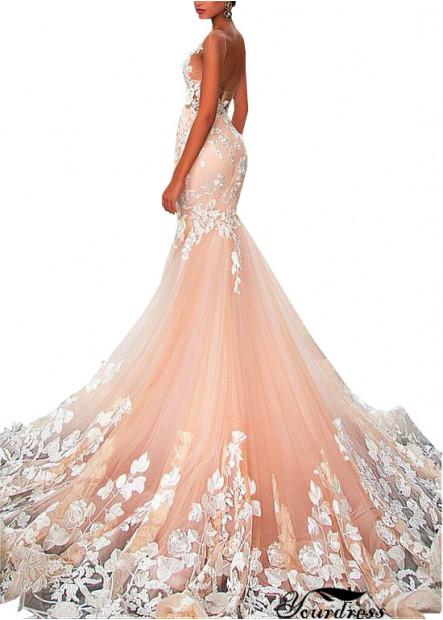 Buy Pink Wedding Dress UK Online Cheap Price