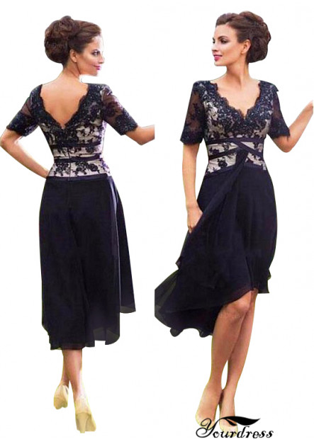 Yourdress Mother Of The Groom Dress Size 16 Short Sleeves