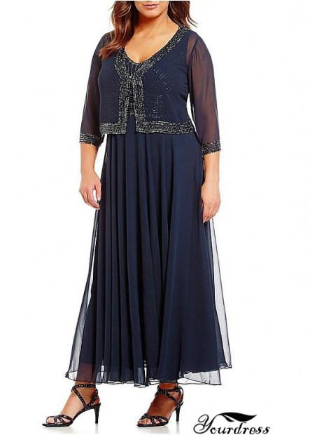 Yourdress Plus Size Mother Of The Bride Dresses With Jackets