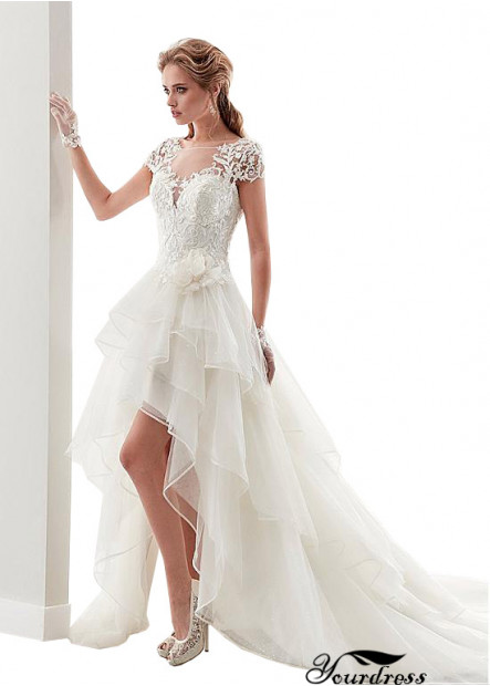 Buy Yourdress Beach Short Wedding Dresses Fashion