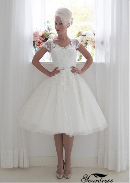Yourdress Short Ball Gowns Plus Size Dresses For Wedding