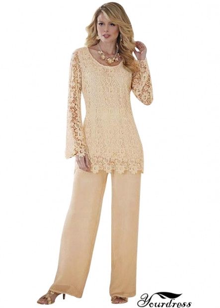 Yourdress Women Evening Pantsuits For Mother Of The Bride