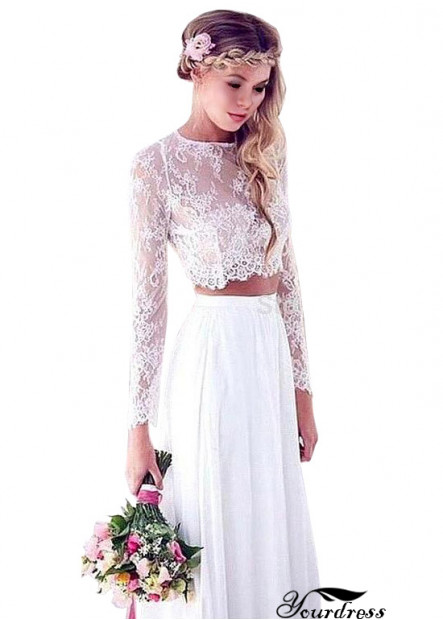 Yourdress Two Pieces Wedding Prom Dresses Online Shop