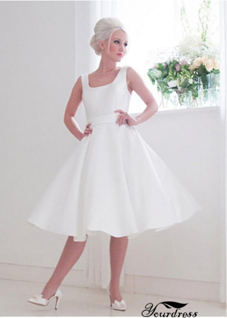 Yourdress Short Wedding Dress