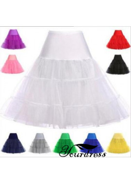 14 colors crystal yarn boneless skirt rock and roll skirt pettiskirt skirt wedding Petticoat T901554174392