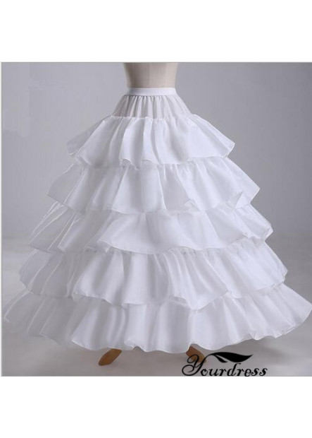 Skirt four steel ring five lotus leaf increase diameter skirt wedding dress super poncho wedding Petticoat T901554176561