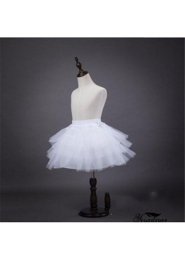 Ballet skirt, skirt, awning skirt, three-layer boneless skirt, pettiskirt Petticoat T901554184951