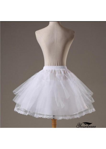 Boneless skirt, lolita dress, violent skirt, cosplay costume, maid, ballet, daily short, puffed gauze Petticoat T901554185553