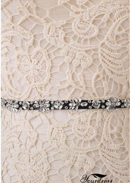 Creative Wedding Rhinestone Sashes t901555920593