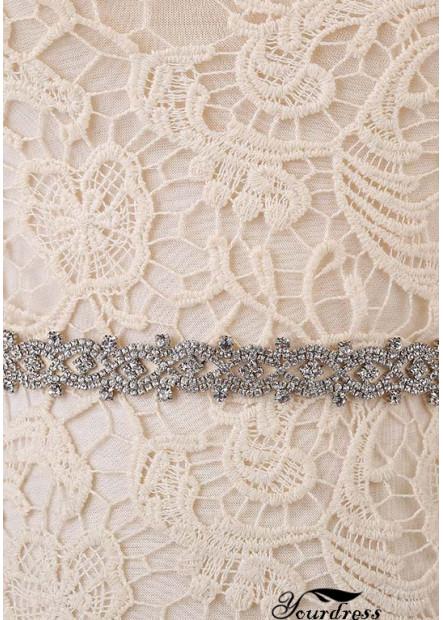 Bridal Wedding Dress Accessories Handmade Sashes t901555983402